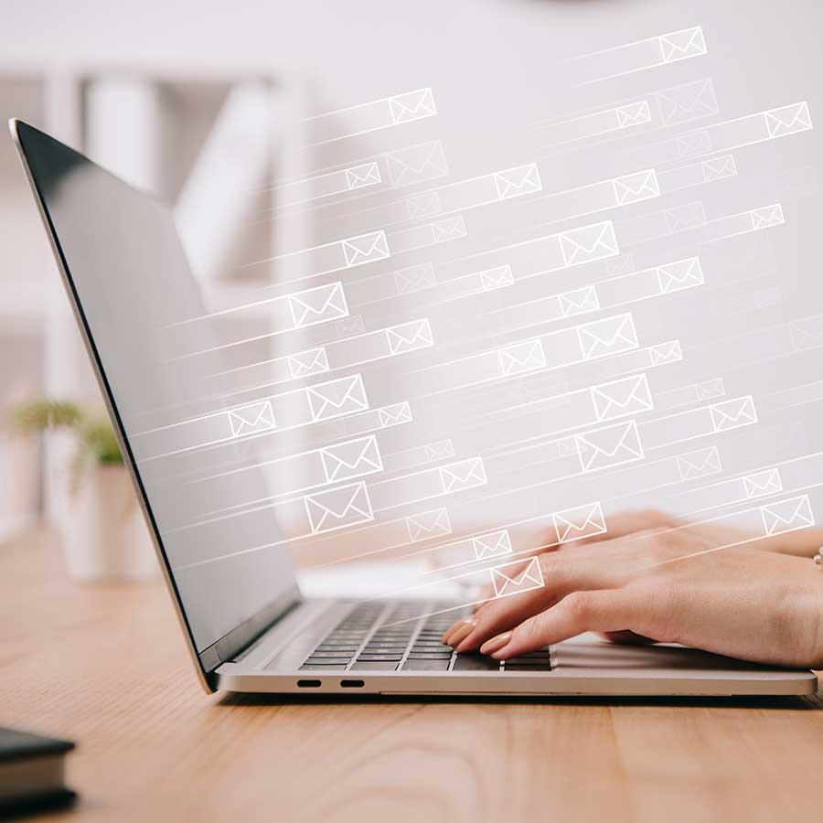 Agence communication M COM Marseille 13012 Création de site web internet et référencement publicité SEO campagne emailing email