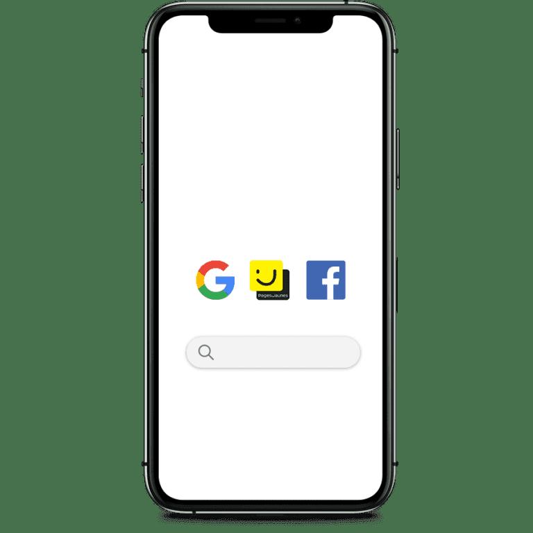 Agence communication M COM Marseille 13012 Création de site web internet et référencement publicité SEO campagne emailing être référencé google