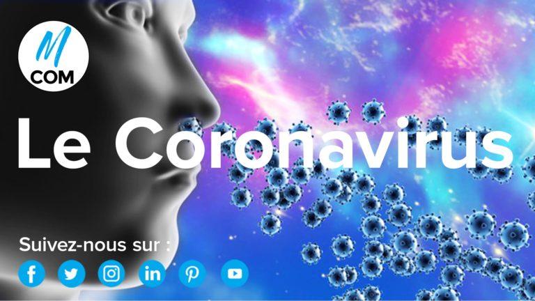 Agence M COM Marseille création de sites internet L'impact du Coronavirus sur l'économie et le marketing
