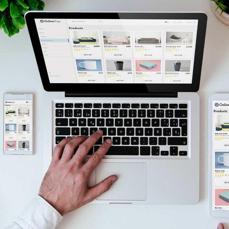 Agence communication M COM Marseille 13012 Création de site web internet et référencement publicité SEO boutique ecommerce